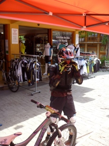 Magasin location VTT Valloire