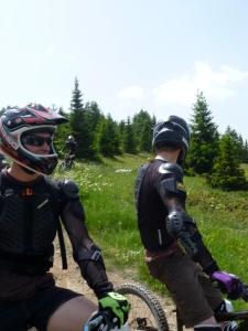 Riders VTT Valloire